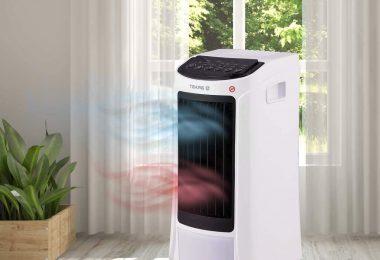 climatiseur mobile reversible
